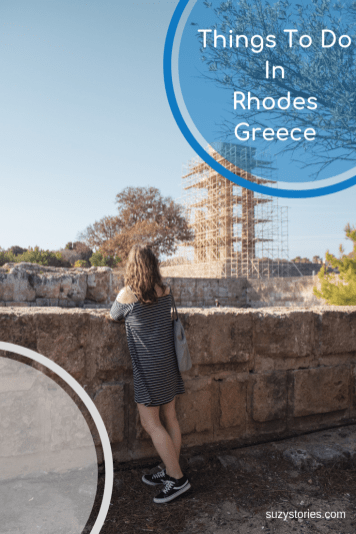 Looking for the best things to do in Rhodes, Greece with just one day to enjoy the Old Town? Here are the best sights to see and places to go, from medieval palaces to secret tunnels!