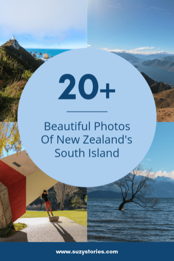Get some inspiration for your next trip with these gorgeously photogenic places in New Zealand. Discover the best places to capture beautiful photos of New Zealand with some example photos of the South Island to inspire your wanderlust.