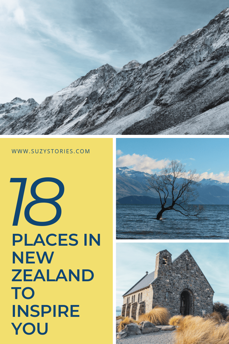 Beautiful Photos of New Zealand to Inspire Your Wanderlust