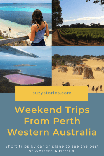 title text over collage of photos from western australia