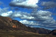 Hills Outside of Cimarron Colorado