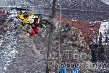 Willie Elam Backflip Aspen X Games 2013