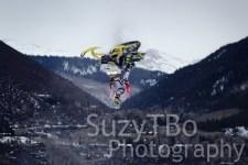 Sam Rogers Backflip Aspen X Games