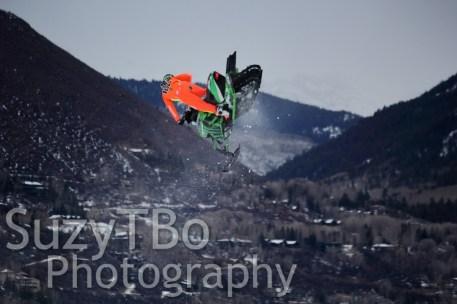 Cory Davis Whip Aspen X Games