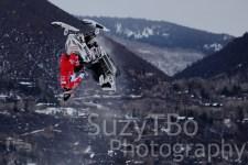 Levi LaVallee Cordova Backflip X Games Aspen