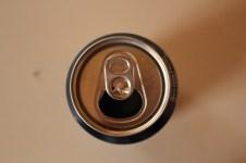 Circle Soda Pop Can