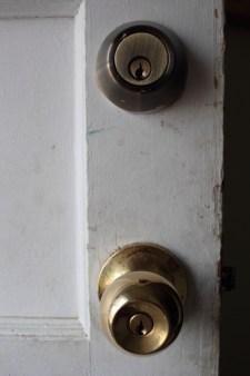 Circles Doorknob