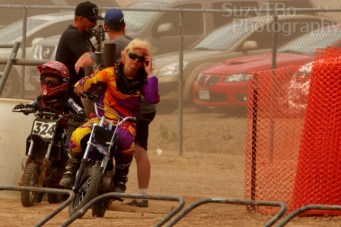 Grand Junction SuperCross Felicia Webb #735