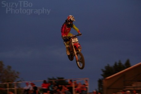 Grand Junction SuperCross Race #120 Todd Bannister