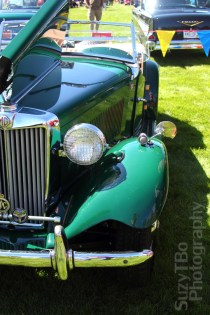 1950 MG TD- Eddie Haskell- Grand Junction, Co