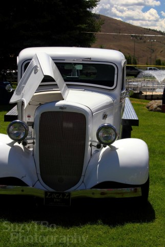 1936 Chevy Pickup- Zak Trafton- Gunnison, Co