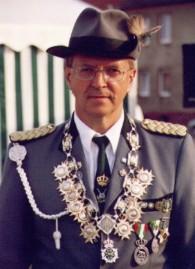 Wolfgang Reich - Schriftführer