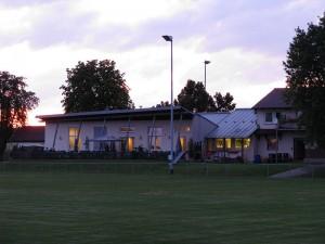 1 Verein Sportheim 20090814