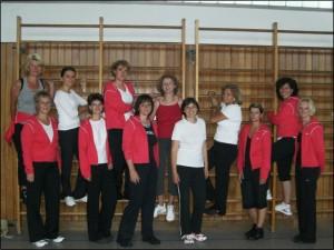 15 Turnen Ladykracher 2008