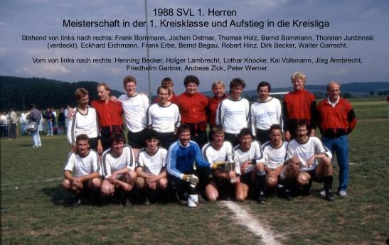 Wolfgang Hinz - 1988_SVL_Meister_1KrKl_AufstiegKreisliga_mit_Pokal