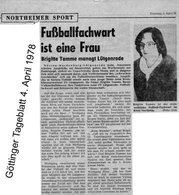 Wolfgang Hinz - GT_4te_April_1978_Brig_Hinz_Fussballfachwart_bearbeitet_Graustufe