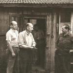 V.r.n.l.: Otto Kerstan und Karl Kerstan