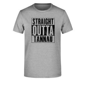SV Tannau T-Shirt straight outta Tannau
