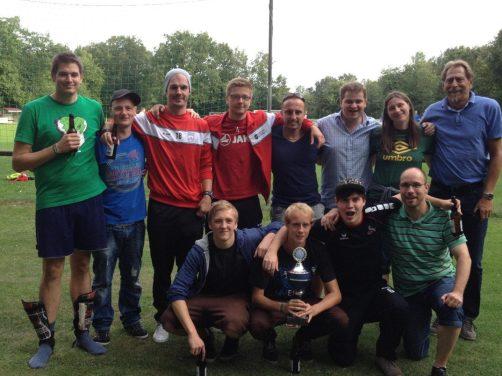Die Glücklichen Gewinner 2013 ! Feldkamp / Helter Damm!