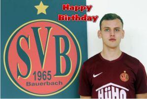 Happy Birthday @ Maxim Sajzew
