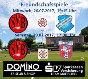 SV Bauerbach - RSV Büblingshausen @Freundschaftspiel @ Bauerbacher Waldstadion