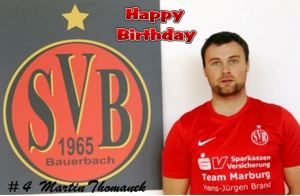 Martin Thomaek @Happy Birthday