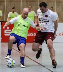 Fußball-Hallen-Stadtmeisterschaft Vorrunde @ Georg-Gassmann-Halle in Marburg