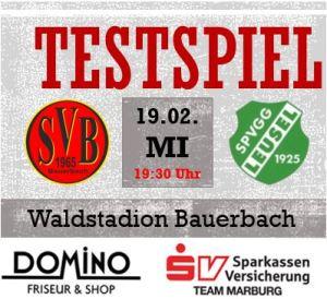 SVB - SV Leusel @ Waldstadion Bauerbach