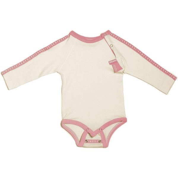 sweet Babyshower gift for new mom baby grow pink