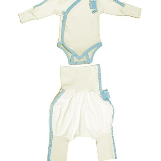 Baby clothing gift set blue