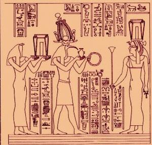 Antik Mısırda Ampulle Aydınlatma