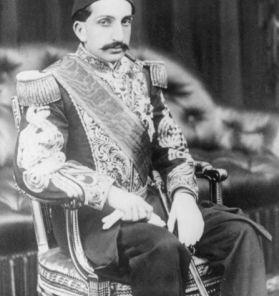 Sultan II. Abdülhamid'in Fransa'ya Ültimatomu