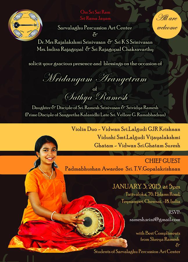Arangetram Invitation Cards Samples Letterjdi Org