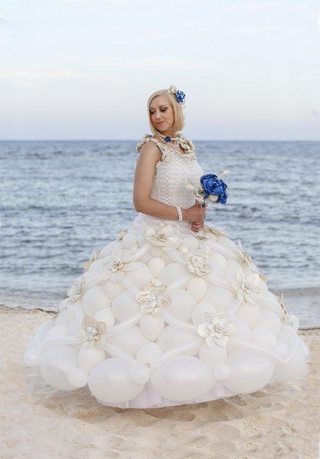 Самые ужасные свадебные платья в мире: фото, которые вас ...