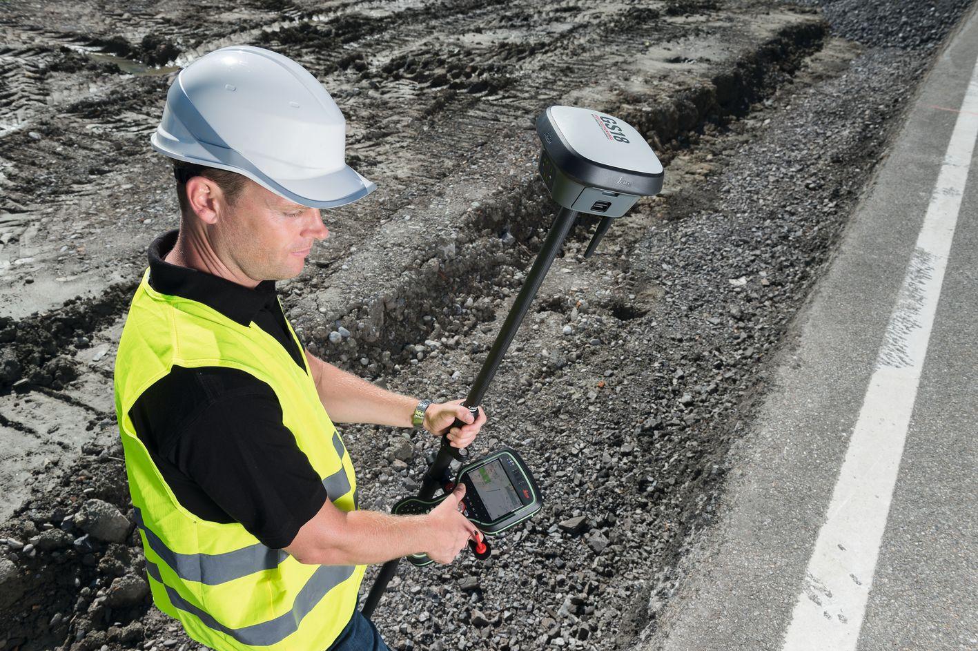Földmérő GNSS