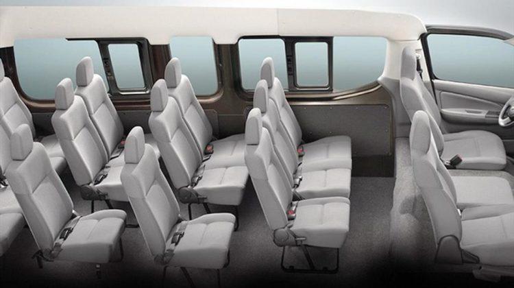 Nissan Urvan Nv350 15 Seater Svani Group