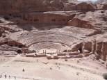 The Amphitheater, Petra