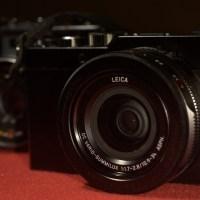 Leica D-LUX (typ 109) -- De första intrycken
