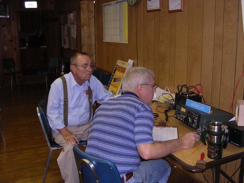Godfrey Miller and Tom Sherwood