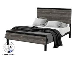 Кровать лофт купить заказать изготовление производство Сварка Люкс Екатеринбург