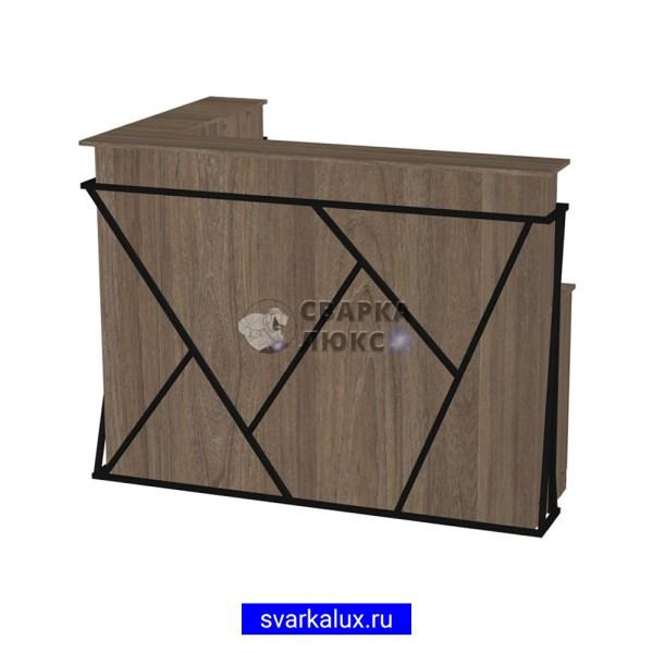 Стойка-ресепшн Reception Loft Лофт SLR701
