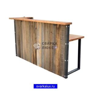 Стойка-ресепшн Reception Loft Лофт SLR704