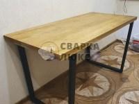 Стол в стиле Лофт SLT814 Сварка Люкс