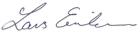 Lars signatur