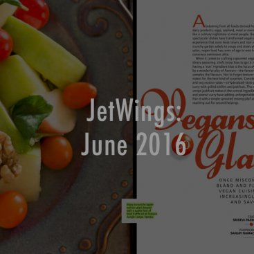 Vegan Food Cuisine (Jetwings)