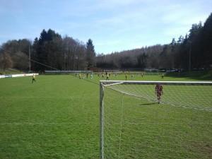 Spieltag 25: SV Victoria Aschbach - SV Merchweiler 2 13:0 (8:0) (3/3)