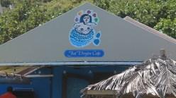 Quaint cafe at Byras Creek end of hike (Virgin Gorda means fat virgin) (courtesy of www.fraserrustics.com)