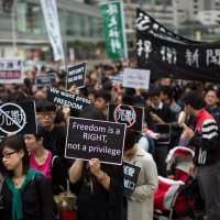 Turmoil in Hong Kong