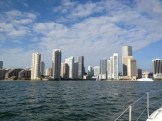 Miami from Government Cut