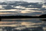 morning light, Little Shark River